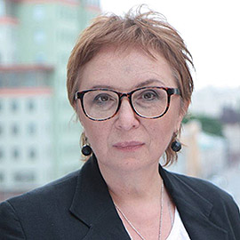 Elena Fanailova